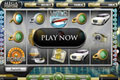 Storia Slot Machine