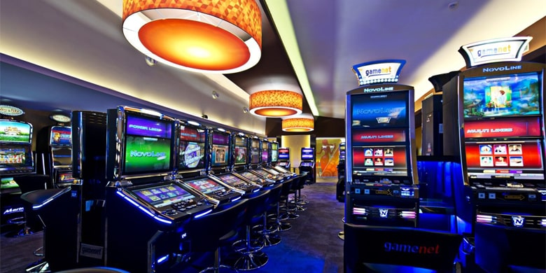 Camrose resort eventos casino