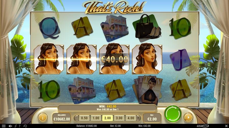 Thats Rich Slot Machine